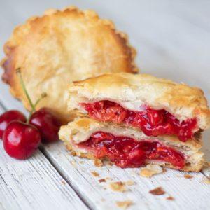 Mamie's Pies Cherry Pocket Pie
