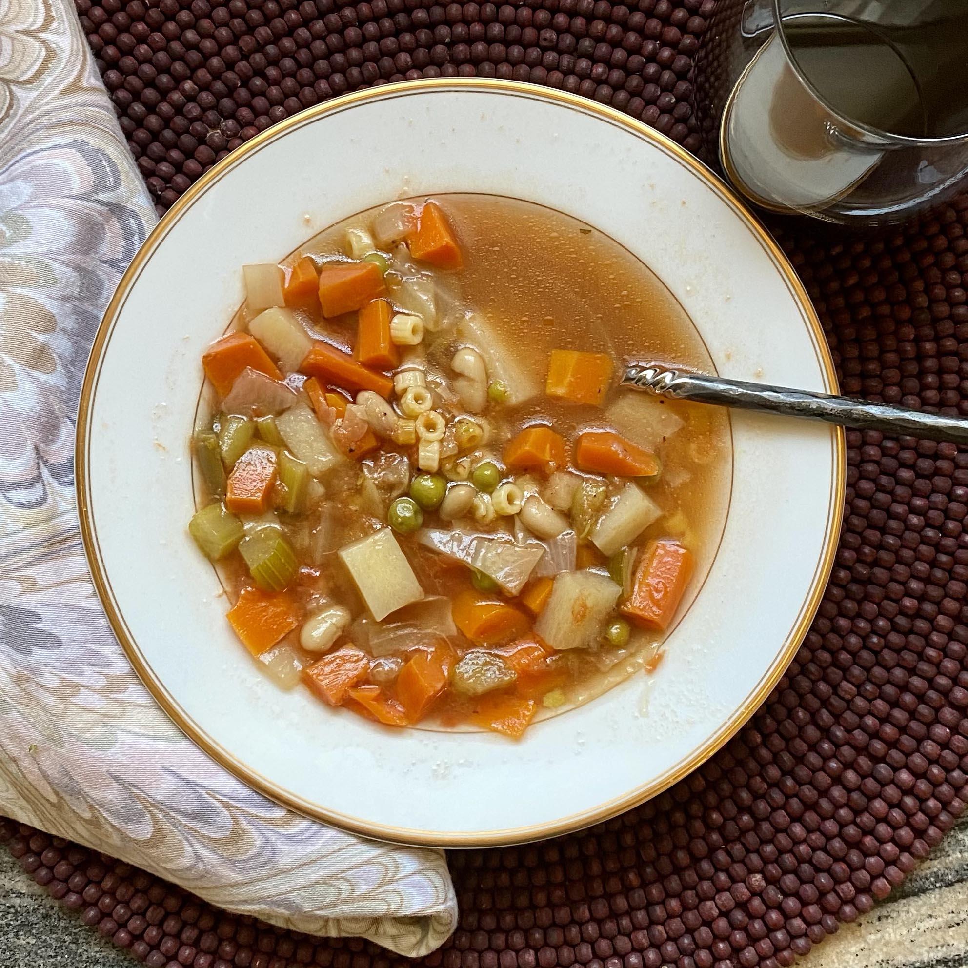 Da Luciano Gluten Free Homemade Minestrone Soup