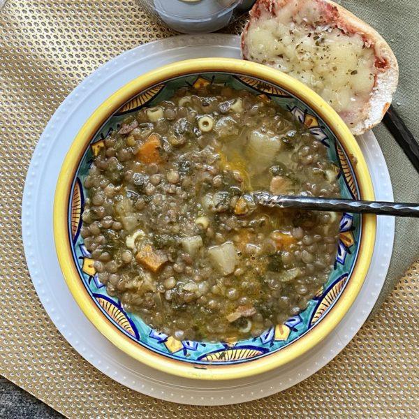 Da Luciano Gluten Free Lentil Soup