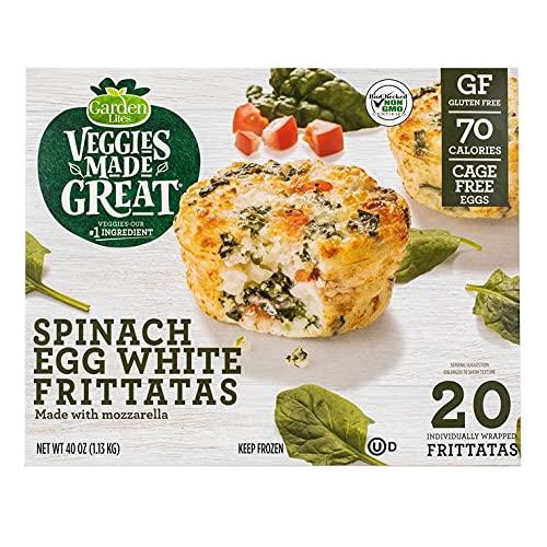 Garden Lites VMG Spinach EW Frittatas-front