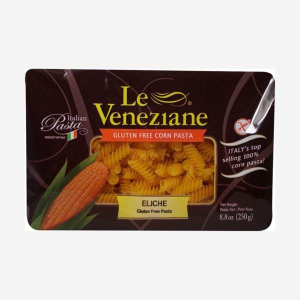 Le Veneziane Gluten Free Rotini (Eliche) Pasta Feature