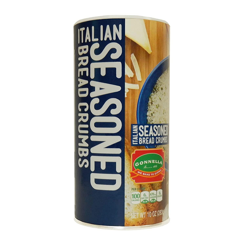 Gonnella Italian Seasoned Breadcrumbs-front