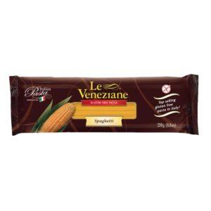 Le Veneziane Gluten Free Spaghetti Pasta Feature