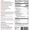 Mamies Apple Nutrition