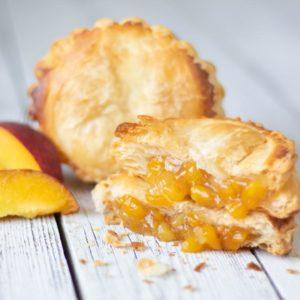 Mamie's Pies Peach Pocket Pie
