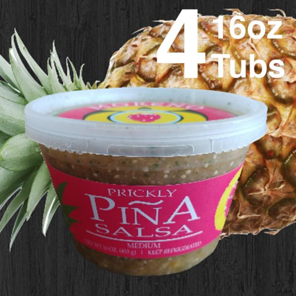 Pina Salsa Feature Square 4 Tubs