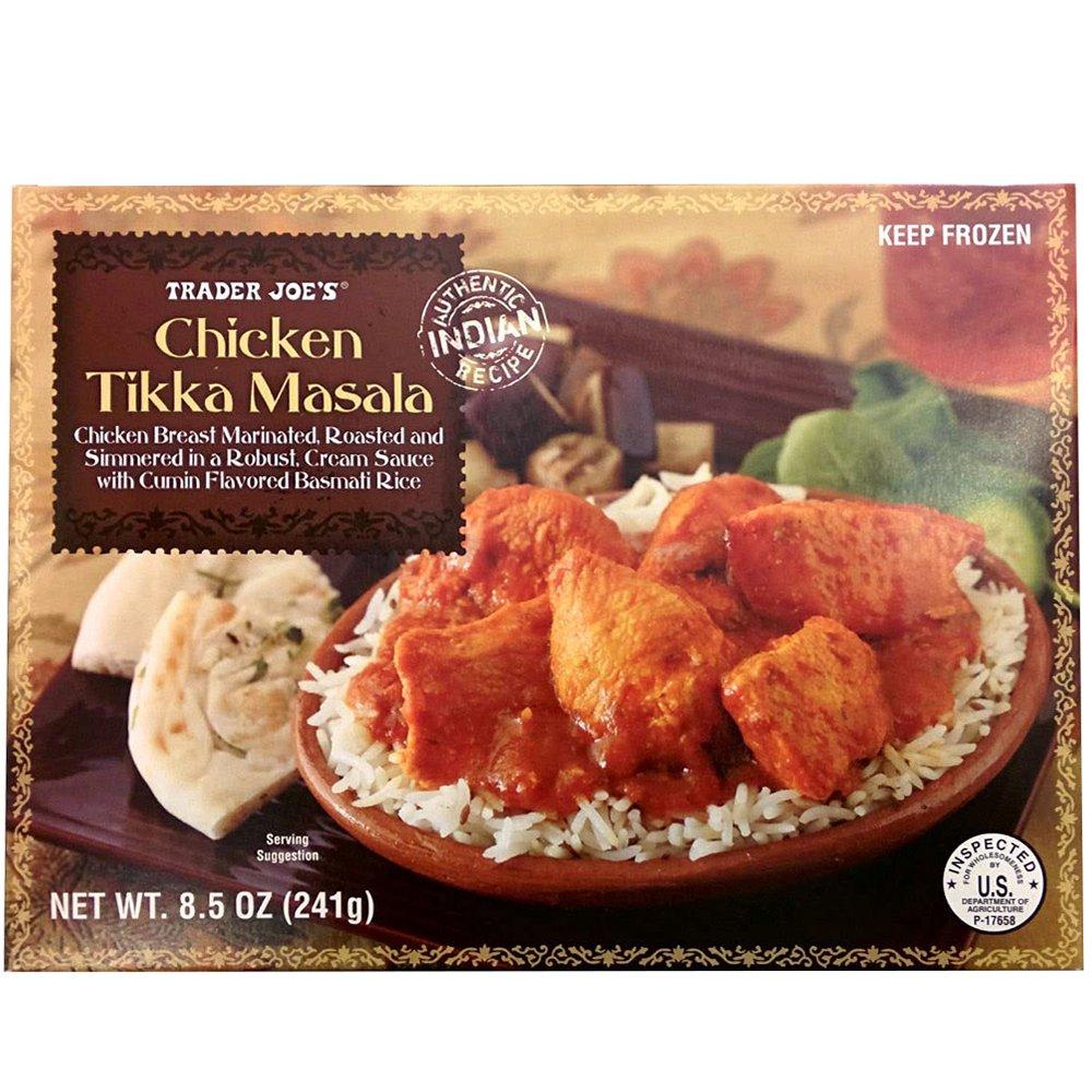 Trader Joe's Chicken Tikka Masala-front