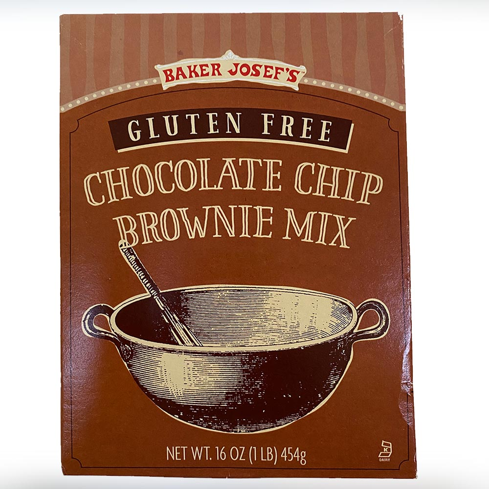 Trader Joes-GF Chocolate Chip Brownie Mix-front