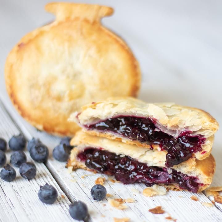 Mamie's Pies Wild Maine Blueberry Pocket Pie