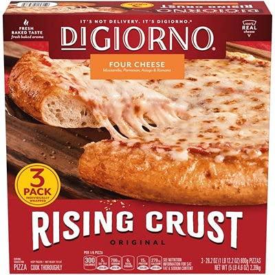 DiGiorno Original Rising Crust Four Cheese-front