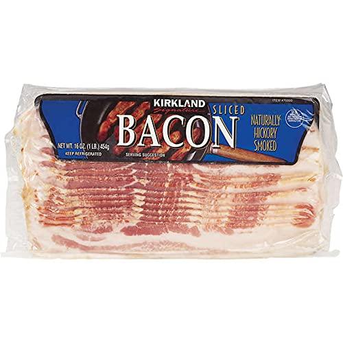 Kirkland Signature Premium Sliced Hickory Smoked Bacon