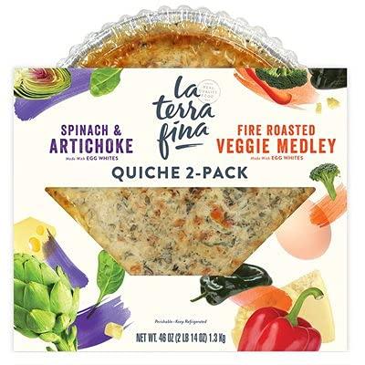 La Terra Fina Quiche Variety Pack-front