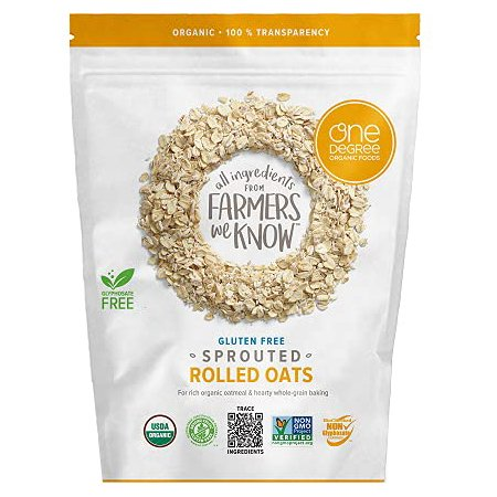 One Degree_Organic Sprouted Rolled Oats-front