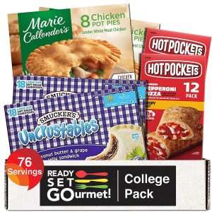 Ready Set Gourmet College Care Pack